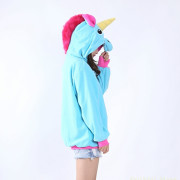 Kawaii-Anime-Blue-Pink-Candy-Unicorn-Hoodies-Animal-Horse-Hoodie-Women-Men-Costume-Adult-Sweatshirt-Jacket
