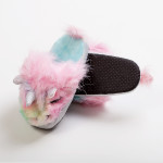 Larry's Plush Unicorn Slippers